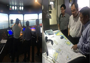 Visits Of Foreign Company To Belocean